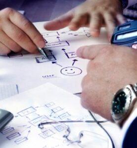 Planning layout